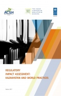 Regulatory Impact Assessment: Kazakhstan and World Practices