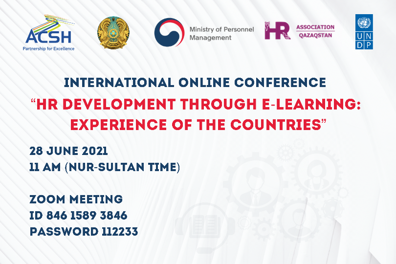HR Development through E-learning: Experience of the Countries
