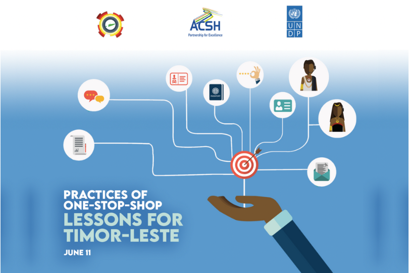 """International e-conference on """"Practices of One-Stop-Shop: Lessons for Timor-Leste"""""""
