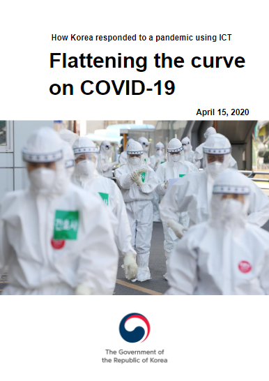 Korean experience: «How Korea responded to a pandemic using ICT. Flattening the curve on COVID-19»