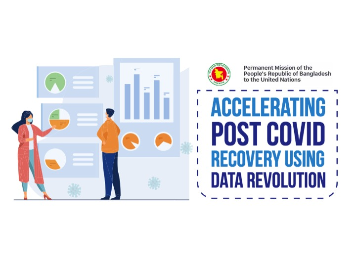 Join the HLPF Side Event on  Accelerating Post COVID Recovery Using Data Revolution