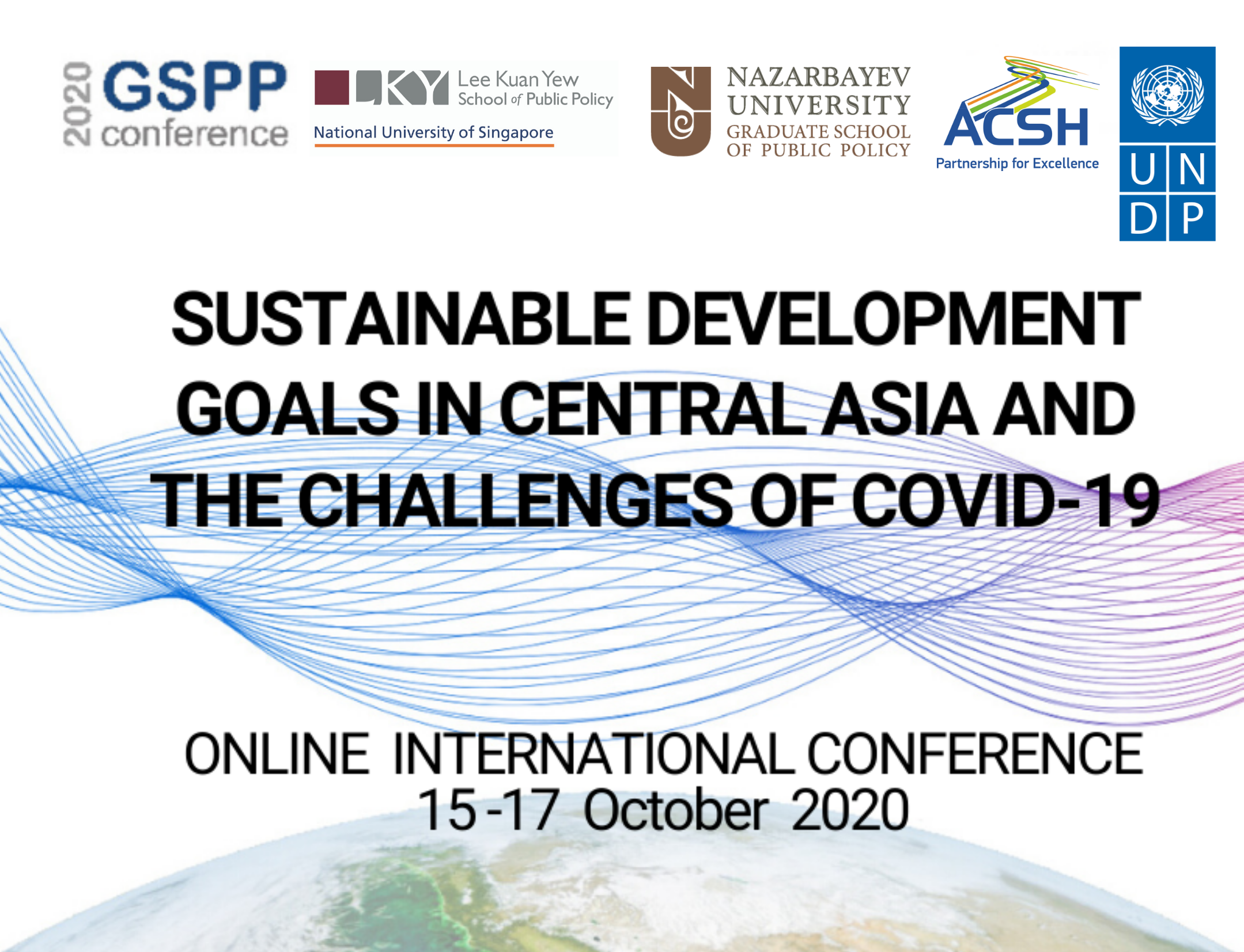 "ACSH will hold a panel session on ""Governance and Trust in the New Reality"" in the framework of the the GSPP online international conference"