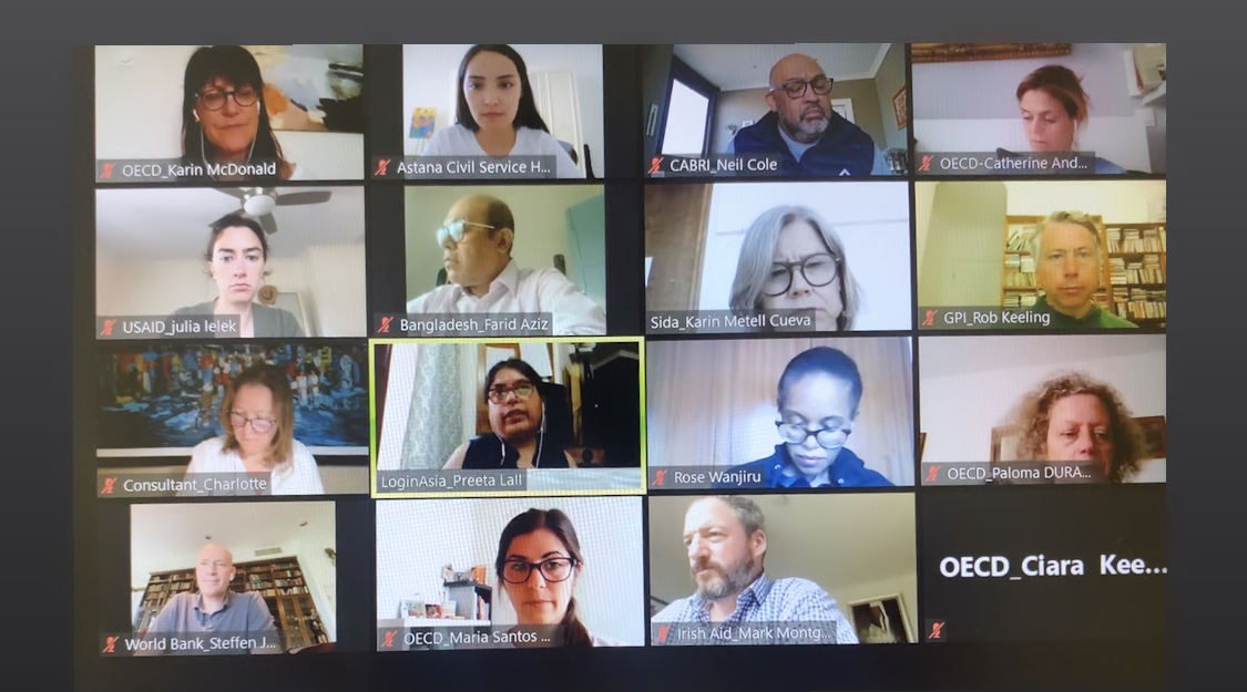ACSH participated in the Advisory Group's online meeting of the  Effective Institutions Platform (EIP)