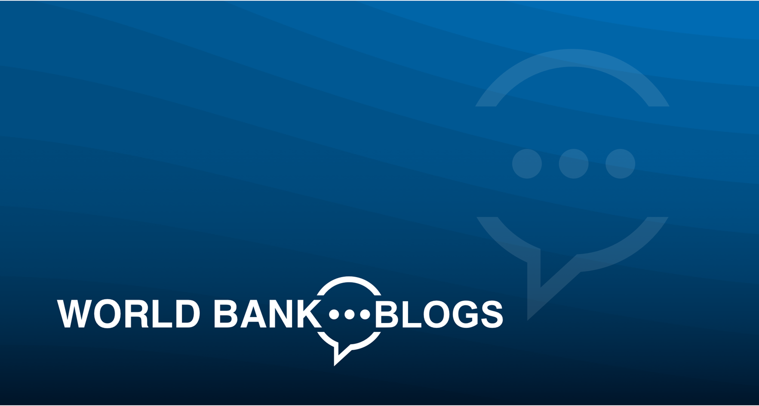 World Bank staff shared their Blogs related to COVID-19