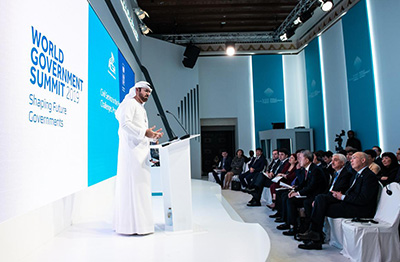 ACSH Conference at the World Government Summit 2019 in Dubai