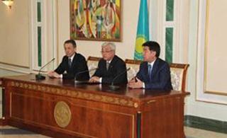 Трехстороннее соглашение между МИД РК, Региональным хабом и Академией госуправления при Президенте РК
