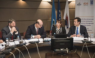 Representatives of Hub's participating countries discussed the use of new technologies in public service