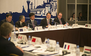 Representatives of more than 30 countries discussed strengthening partnerships for civil service excellence at the annual conference of the Regional Hub