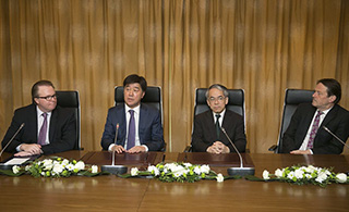 OECD deepens partnership with the Regional Hub of Civil Service in Astana