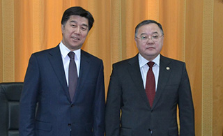 Memorandum of Cooperation between the Academy of Law-Enforcement Agencies of the Prosecutor General's Office of the Republic of Kazakhstan and the Regional Hub of Civil Service in Astana