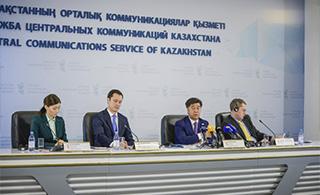 Regional Hub of Civil Service in Astana has presented a unique study in the field of civil service