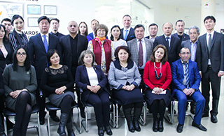 Astana Hub is to Launch Peer Learning Alliance on e-Governance