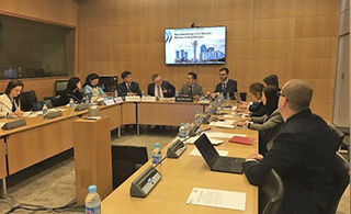 OECD draft report on Civil Service Reform in Kazakhstan discussed in Paris