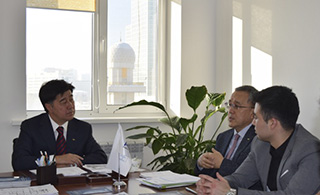 AAPA Strengthens Partnership with the Regional Hub of Civil Service in Astana