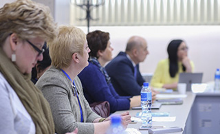 Astana Regional Hub Experience Presented at NISPAcee Conference