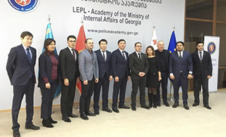 Representatives of the Regional Hub Participating Countries Visited Tbilisi to Study the Georgian Experience in Anti-Corruption Initiatives