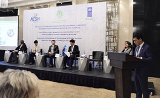 Representatives of the Astana Hub's Participating Countries Study Kazakhstan Experience in Public Services Development