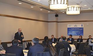 Astana Hub's Delegation took part in the ASPA Annual Conference