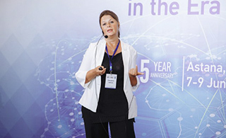 Hub Talks were arranged at the ACSH Annual Conference for the first time