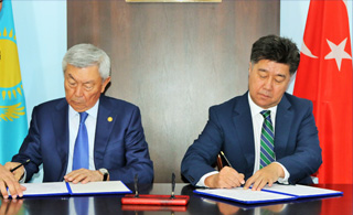 Astana Civil Service Hub and Kazakh National Academy of Natural Sciences are partnering to develop public sector innovations