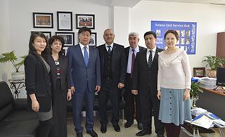 Astana Hub develops cooperation with Turkmenistan