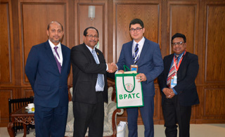 ACSH representative participated at the International Conference on Public Administration and Development (ICPAD) in Savar, Dhaka, Bangladesh.