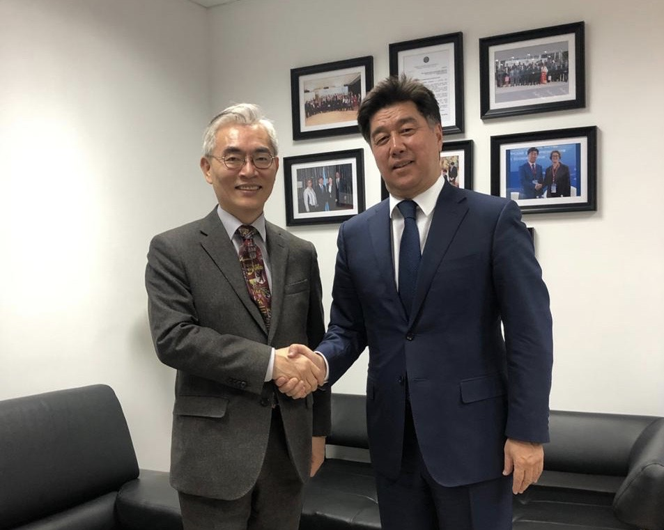 ACSH strengthens cooperation with the Republic of Korea