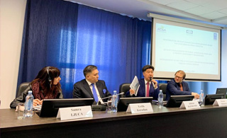 Kazakhstani civil servants have learnt the European system of state bodies' performance evaluation