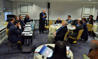 The Astana Civil Service Hub organized a session within the ASPA Annual Conference