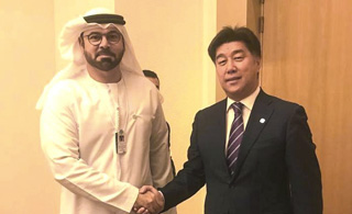 UAE and Astana Hub will cooperate to develop innovations in public sector