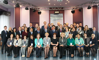 Panel session on the development of civil service institutions, civil servants' motivation and the digital transformation of governments of European and Asian countries was held in Minsk